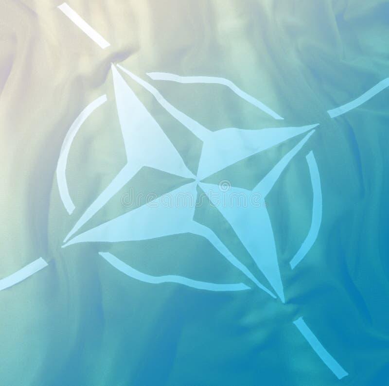 Símbolo De La OTAN Imagenes de archivo