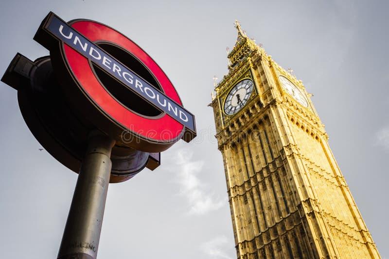 Símbolo de Londres y de Reino Unido fotografía de archivo