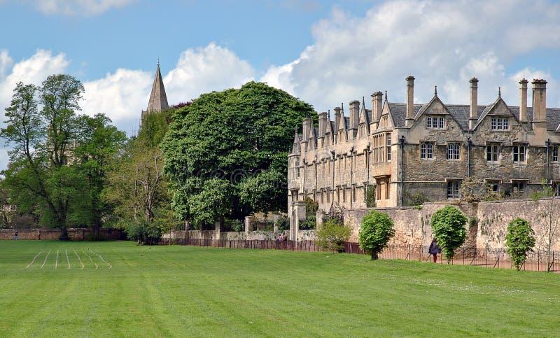 Símbolo de Oxford imagenes de archivo