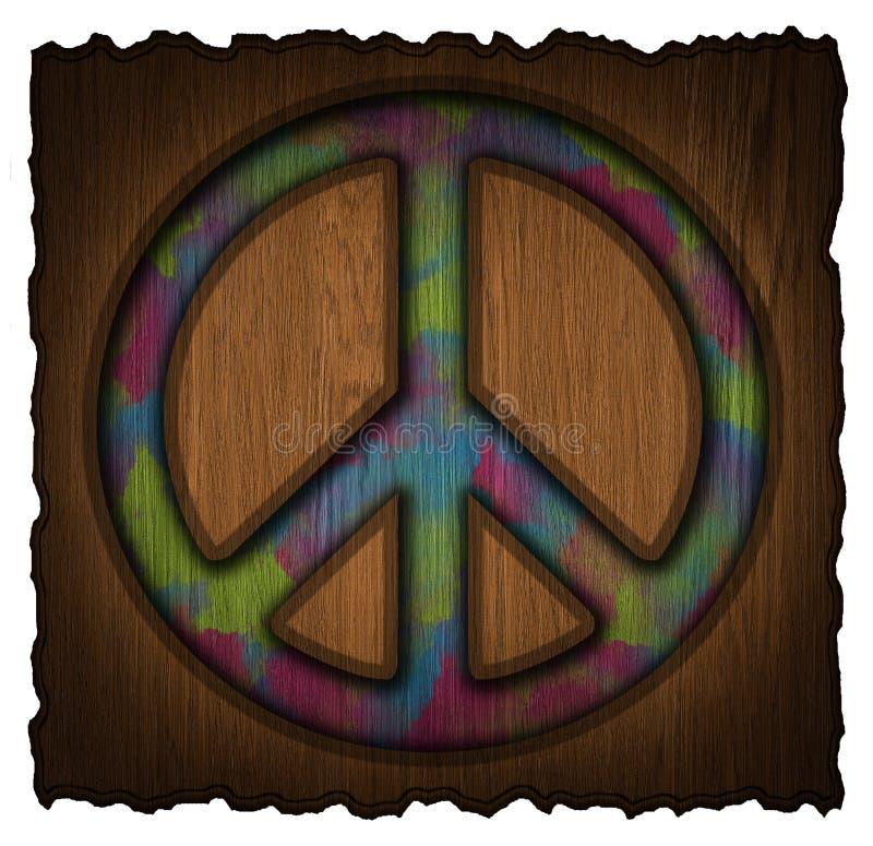 Símbolo de paz fotografía de archivo libre de regalías