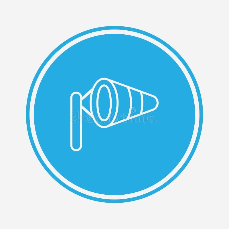Símbolo de sinal de ícone do vetor de bloqueio ilustração royalty free