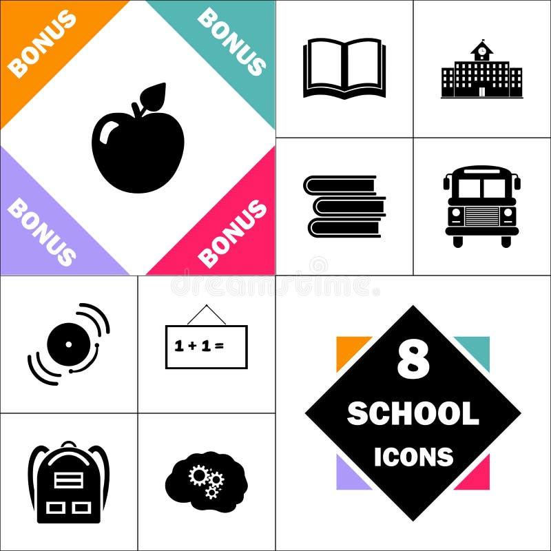 Símbolo del Apple Computer libre illustration