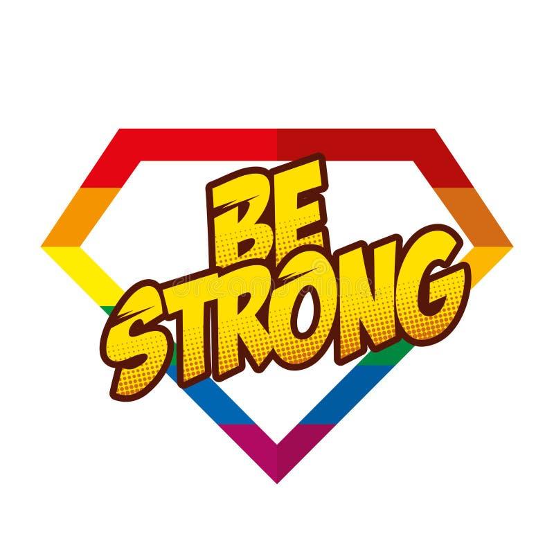 Símbolo del arco iris de LGBT libre illustration