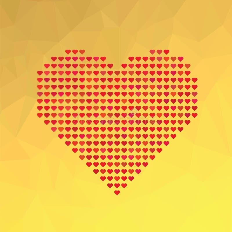 Símbolo del corazón libre illustration