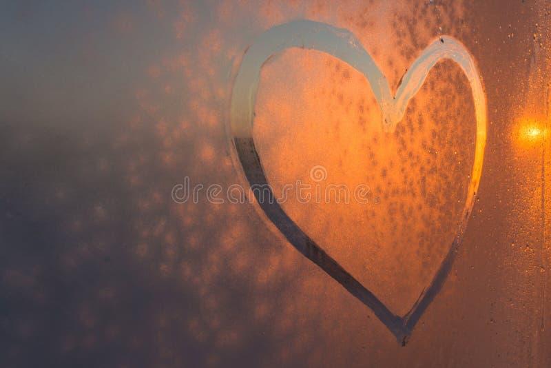 Símbolo del corazón fotos de archivo