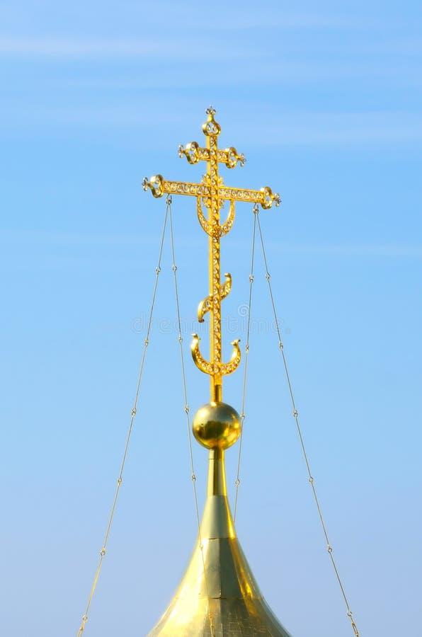 Símbolo del cristianismo imagen de archivo libre de regalías