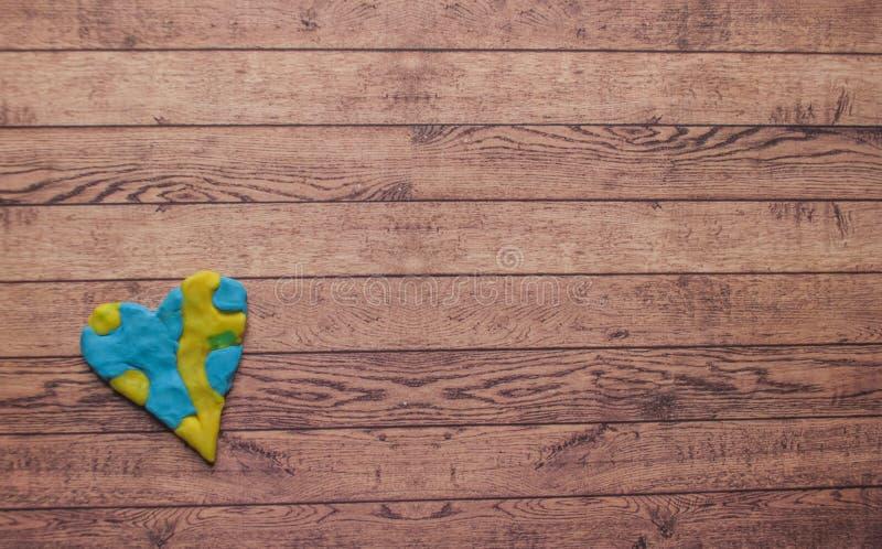 Símbolo del día de Síndrome de Down del mundo imagen de archivo