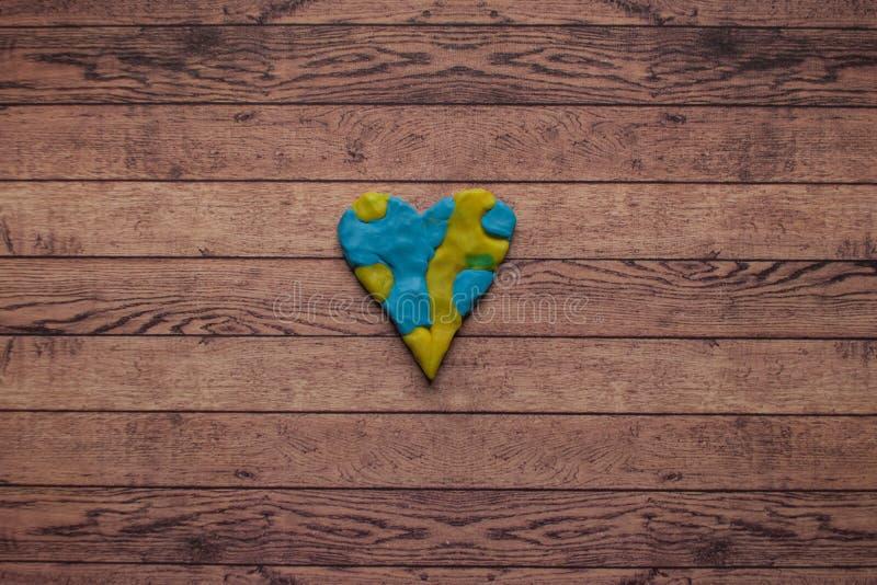 Símbolo del día de Síndrome de Down del mundo imágenes de archivo libres de regalías