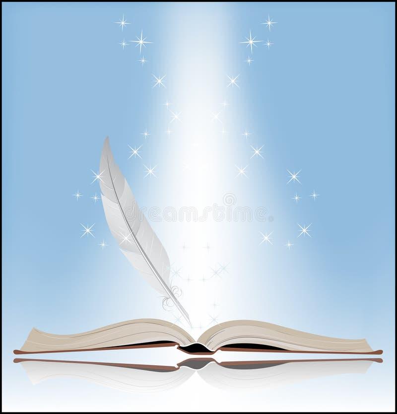 Símbolo do conhecimento ilustração do vetor