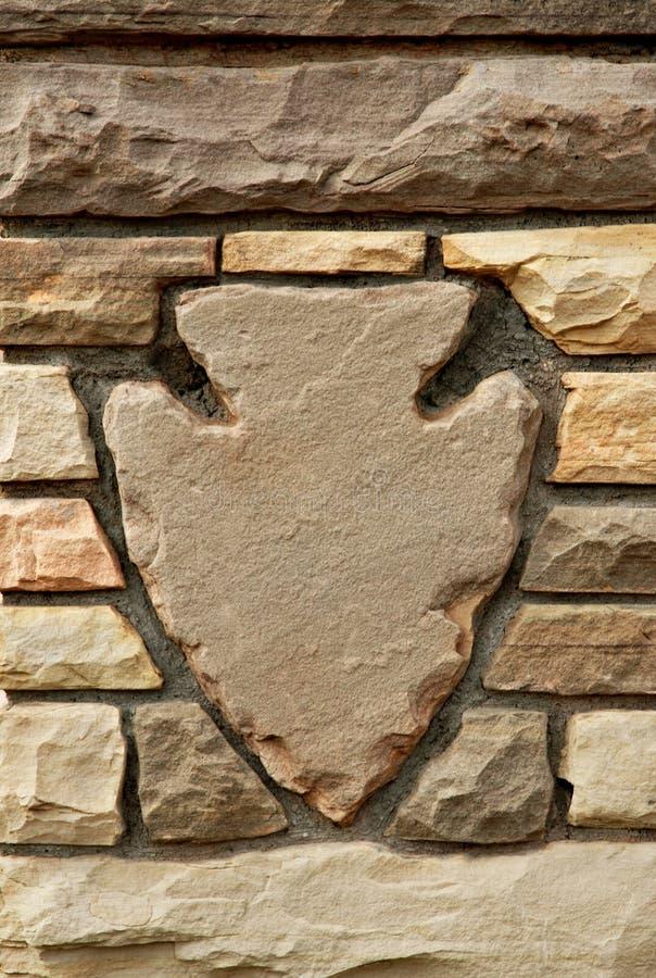 Símbolo do parque nacional imagem de stock royalty free