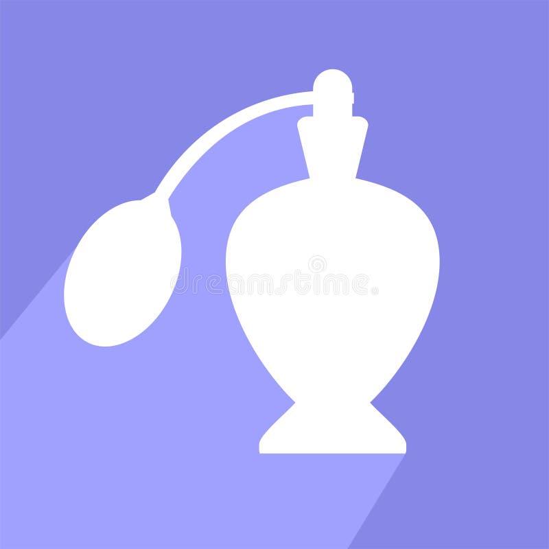 Símbolo do perfume ilustração royalty free