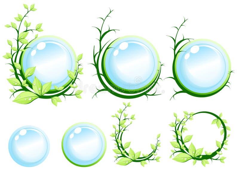 Download Símbolo verde ilustração stock. Ilustração de conceito - 12801921