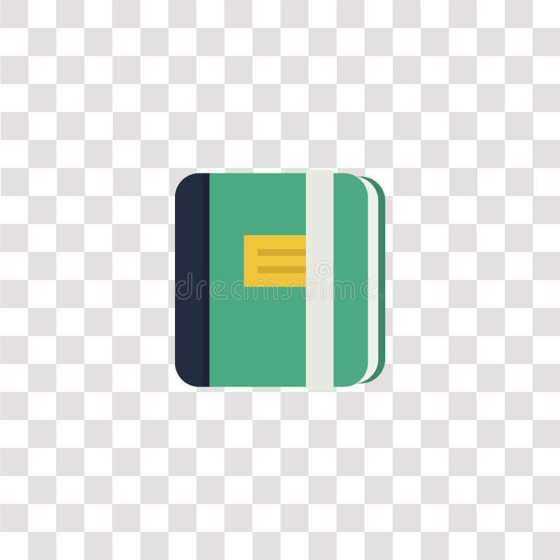símbolo y símbolo del icono de agenda icono de color de agenda para el diseño de sitios web y desarrollo de aplicaciones móviles  libre illustration