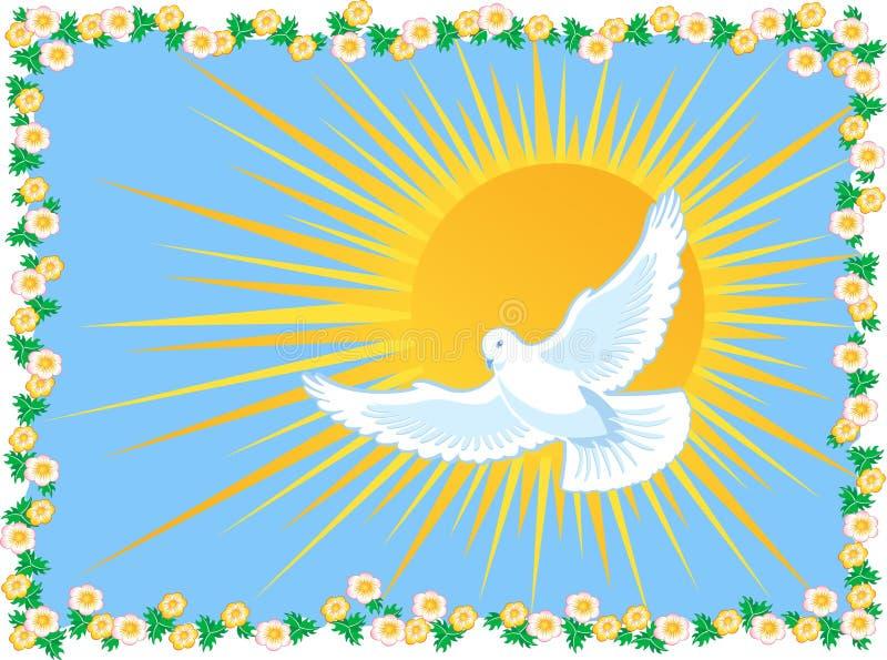 Símbolos da paz imagem de stock royalty free