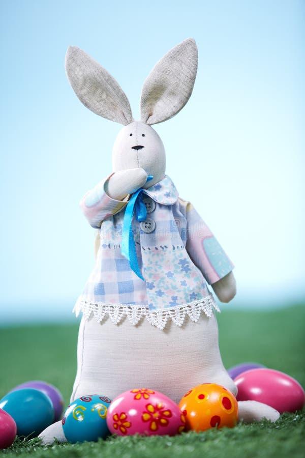 Símbolos de Easter imagens de stock