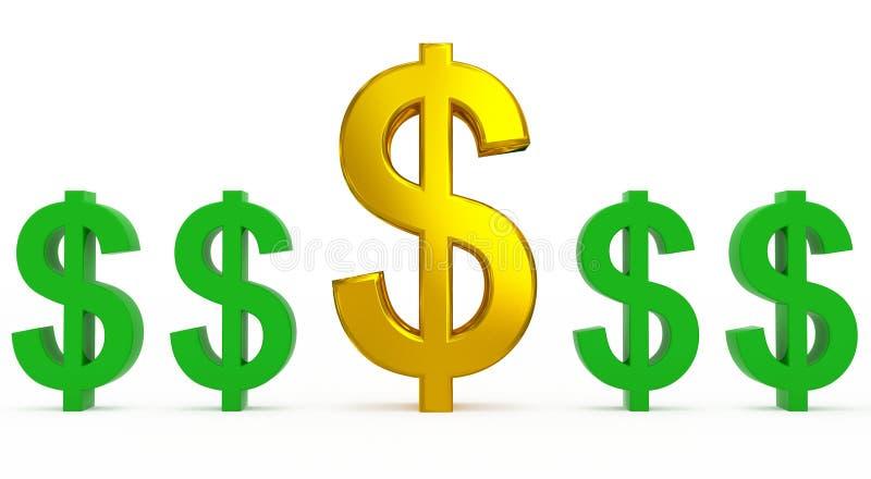 Fuente del dólar