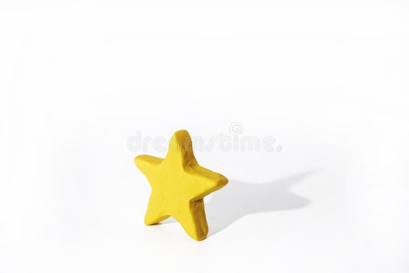 Símbolos del Islam Objetos hechos de la arcilla del juego Foto aislada extracto fotografía de archivo libre de regalías