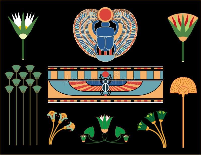 Símbolos e sinais ilustração royalty free