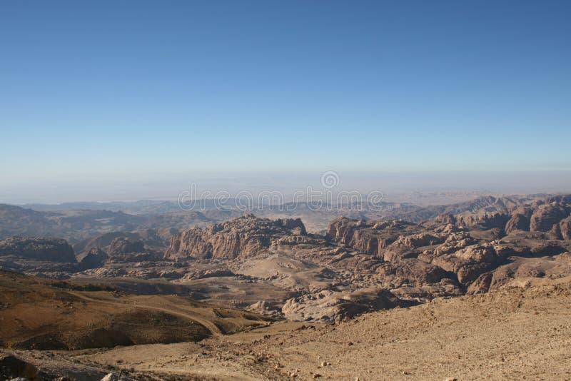 Síria ou Jordânia imagens de stock