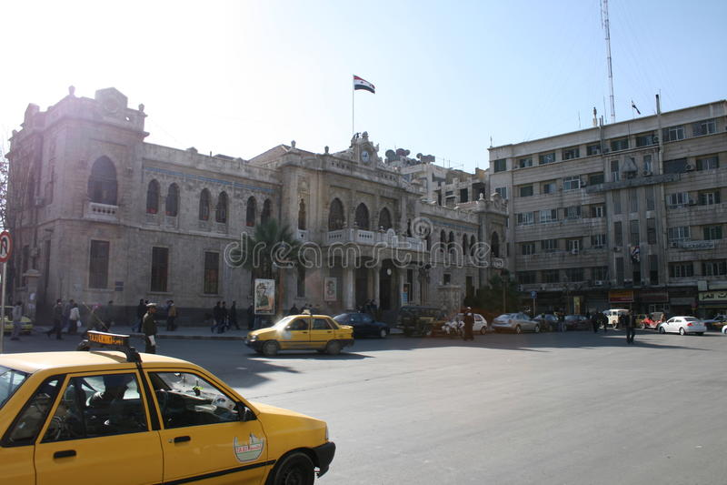 Síria ou Jordânia fotografia de stock royalty free