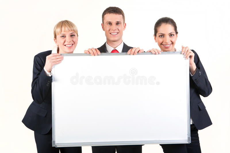 Sócios comerciais fotos de stock royalty free