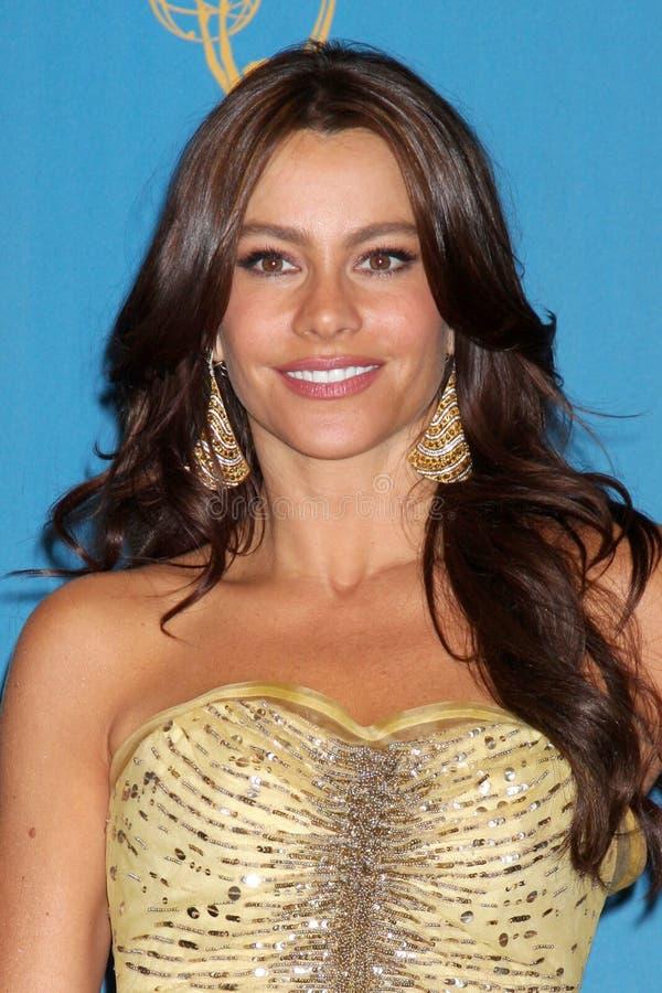 Sófia Vergara foto de stock royalty free