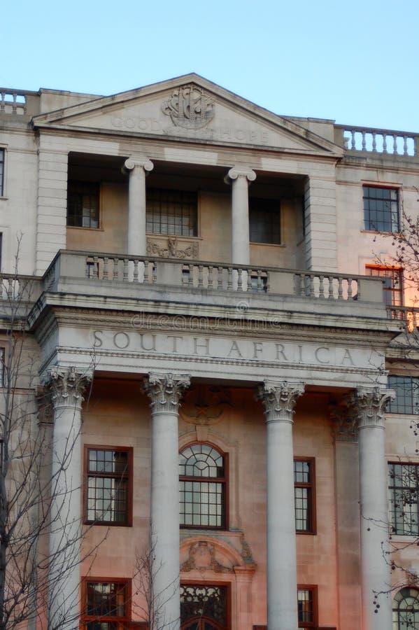 södra africa hus royaltyfria bilder