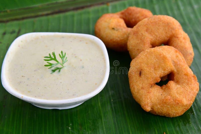 Södra indisk frukost arkivfoton