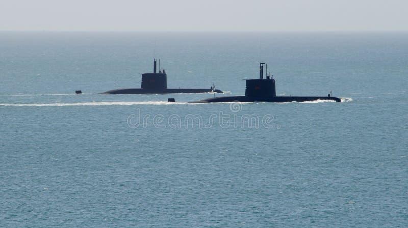 södra ubåtar för afrikansk marin