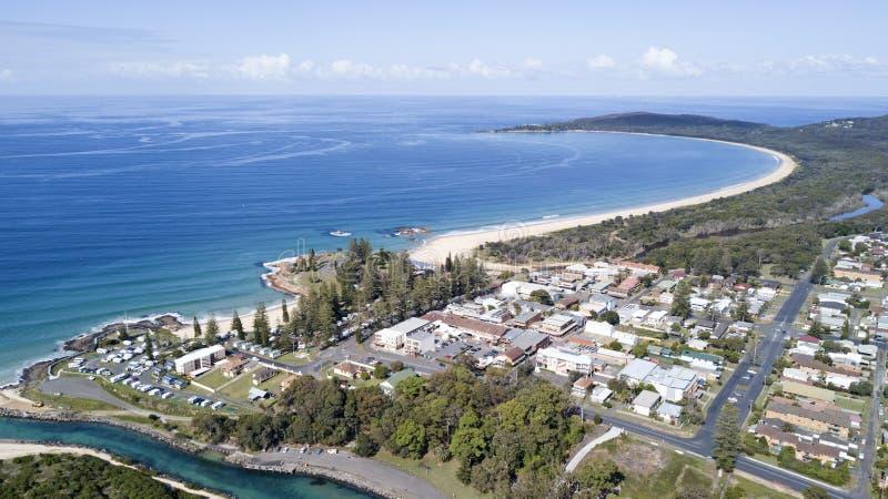 Södra västra vaggar New South Wales arkivfoto