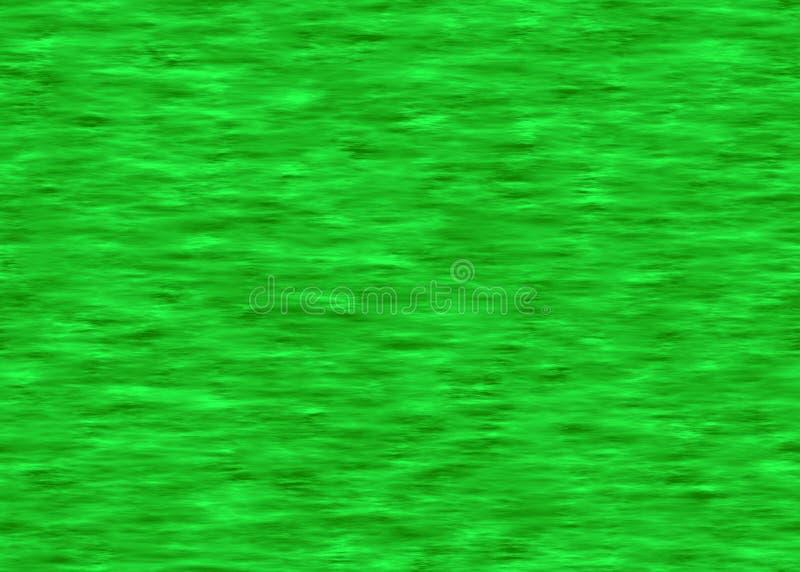 Sömlös abstrakt grön vanlig bakgrund vektor illustrationer
