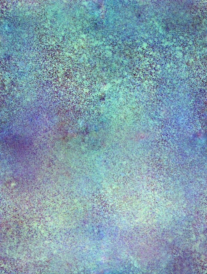 Sömlös bakgrund för akrylvattenfärg royaltyfri illustrationer
