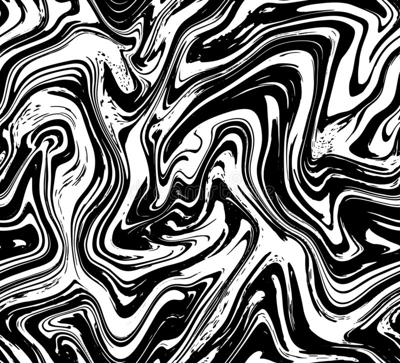 Sömlös bakgrund för marmortextur Abstrakt modell för golvet, sten, tabell, vägg, inpackningspapper seamless textil för modell royaltyfri illustrationer