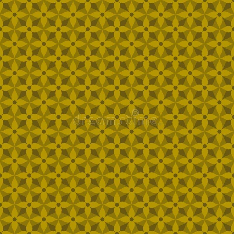 Sömlös bakgrundssamling, vektorillustration vektor illustrationer