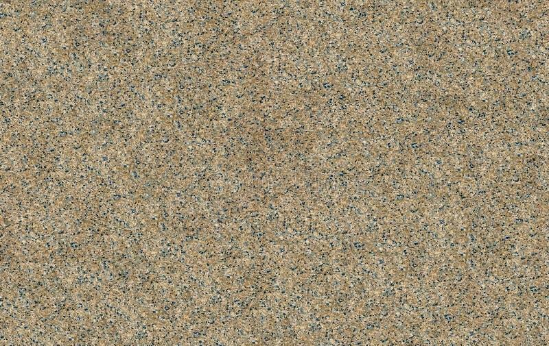 sömlös fläckig grå och beige granittextur med mörkblå fläckar stenyta royaltyfri foto
