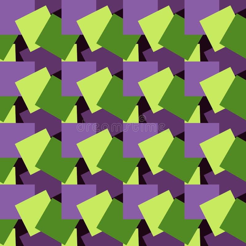 Sömlös geometrimodell, repeatable bakgrund för websiten, tapet, textilprinting, textur som är redigerbar, vektor illustrationer