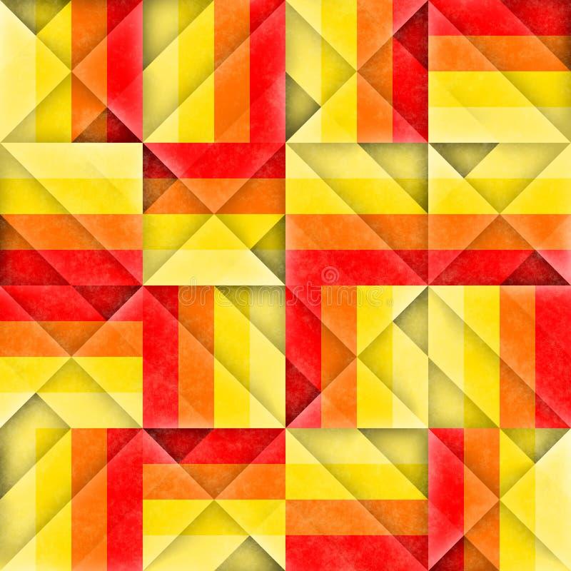 Download Sömlös Geometrisk Modell För Raster Stock Illustrationer - Illustration av kors, kaotiskt: 76701316