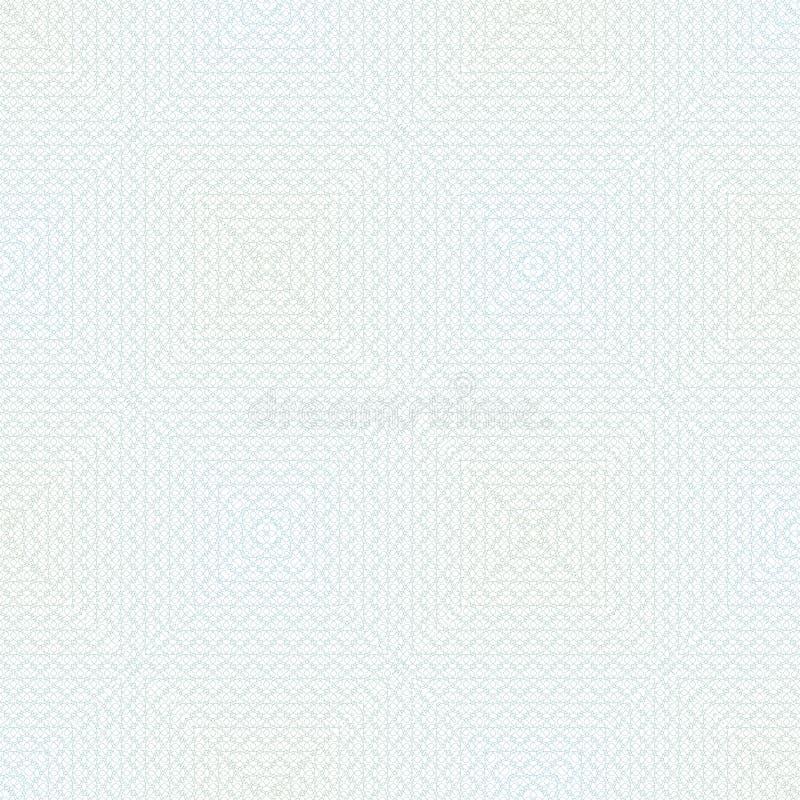 Sömlös linjär krabb textur vektor illustrationer