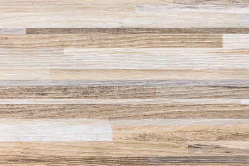 Sömlös ljus wood textur arkivbilder
