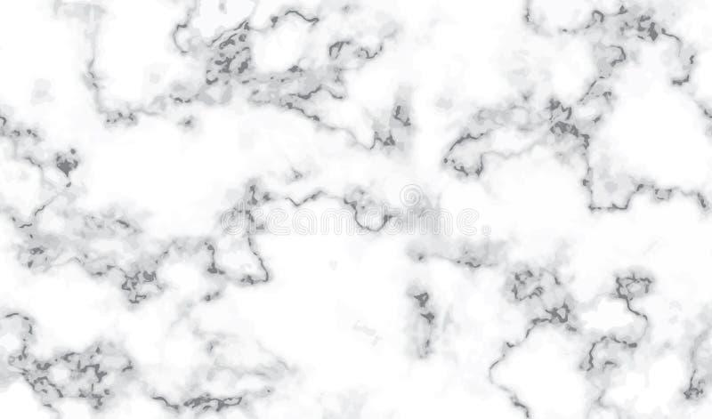 Sömlös marmormodelltextur, bakgrundsvektor royaltyfria bilder