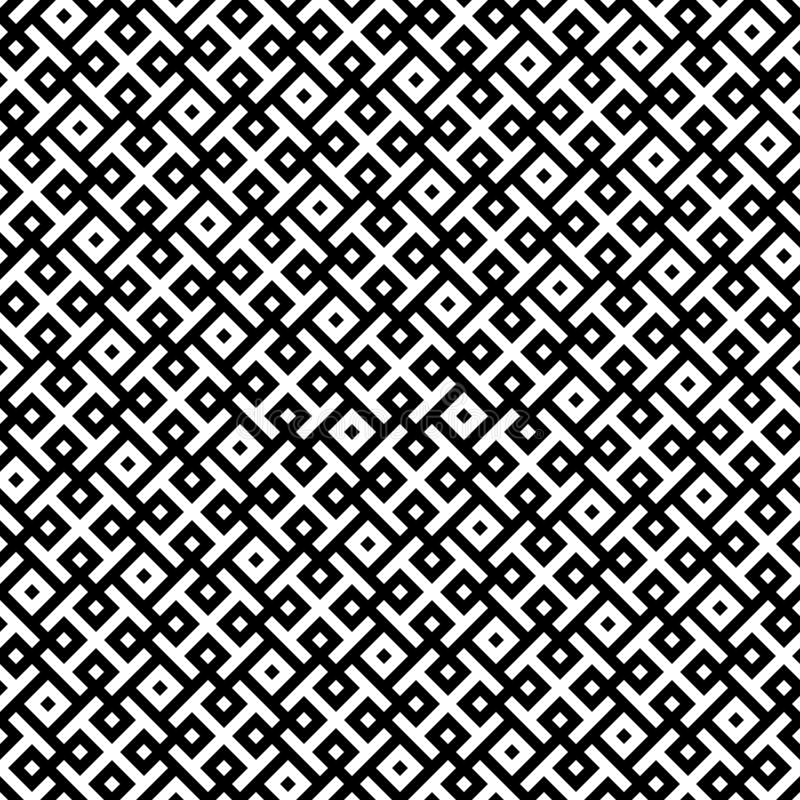 Sömlös modell av romber och rektanglar geometrisk bakgrund royaltyfria bilder