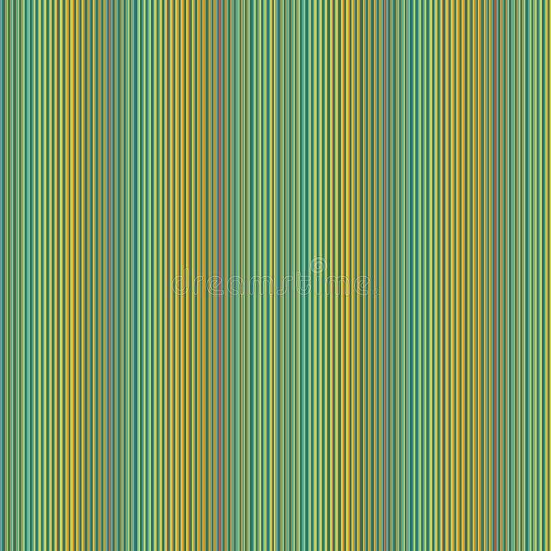 Sömlös modell för färgrik vektor för band abstrakt stock illustrationer