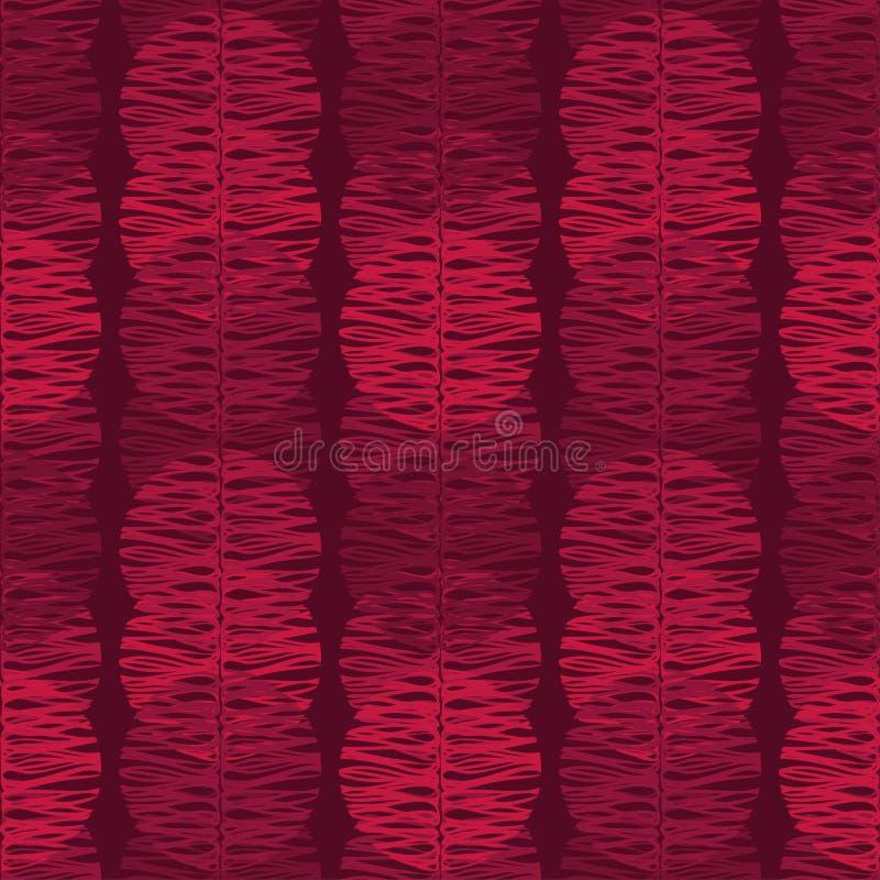 Sömlös modell för prick Kläcka för hand borsten geometrisk bakgrund Klottra textur vektor illustrationer