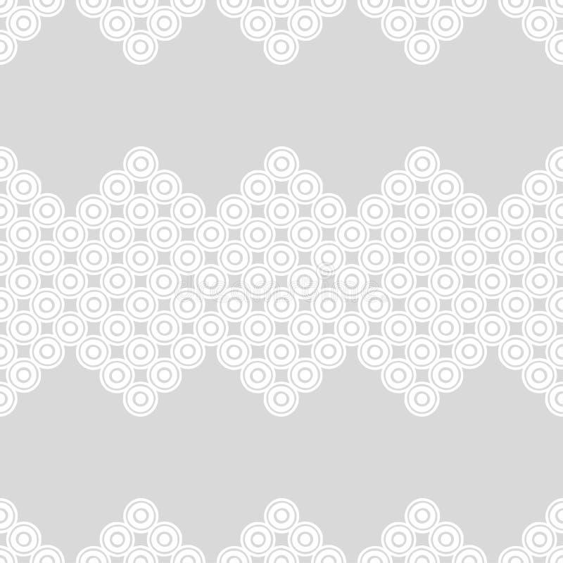 Sömlös modell för prick Kläcka för hand borsten geometrisk bakgrund Klottra textur royaltyfri illustrationer