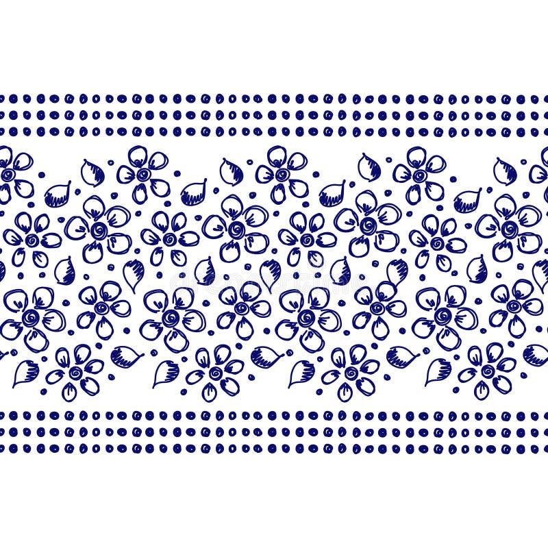 Sömlös modell för vektor, grafisk illustration vektor illustrationer
