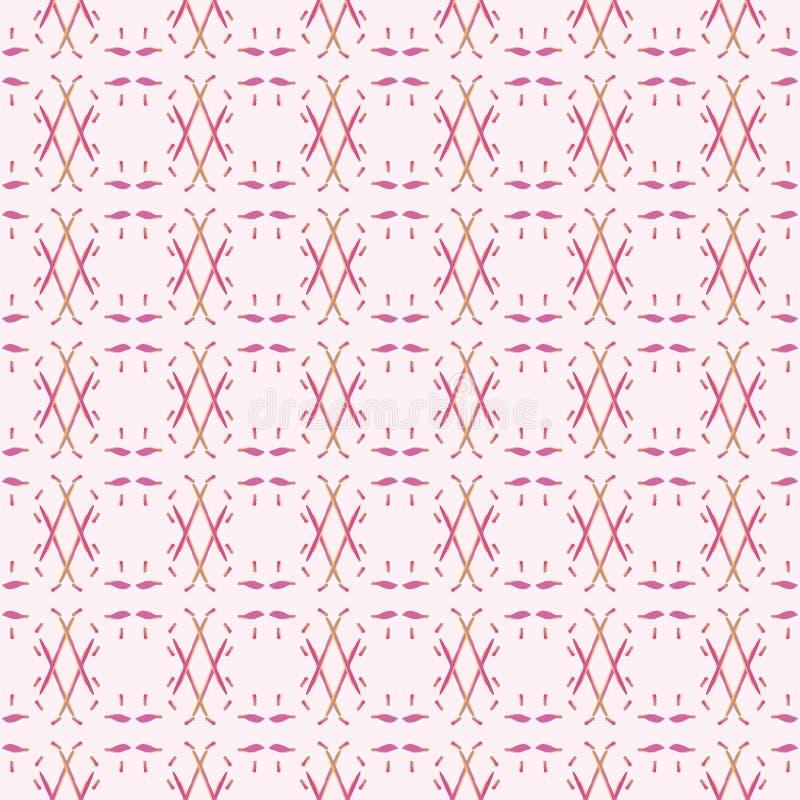 Sömlös modell med abstrakt begrepp vektor illustrationer
