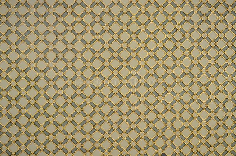 Sömlös modell som är baserade på traditionell turkisk stil för vägg- och golvtegelplattor arkivbild