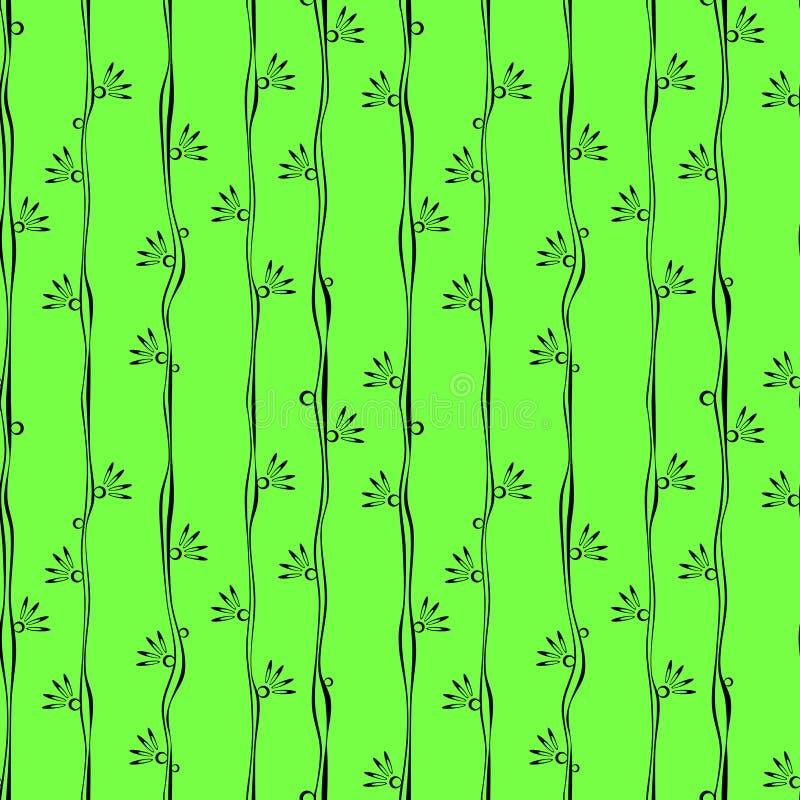 Sömlös modellbakgrund för vertikala band stock illustrationer