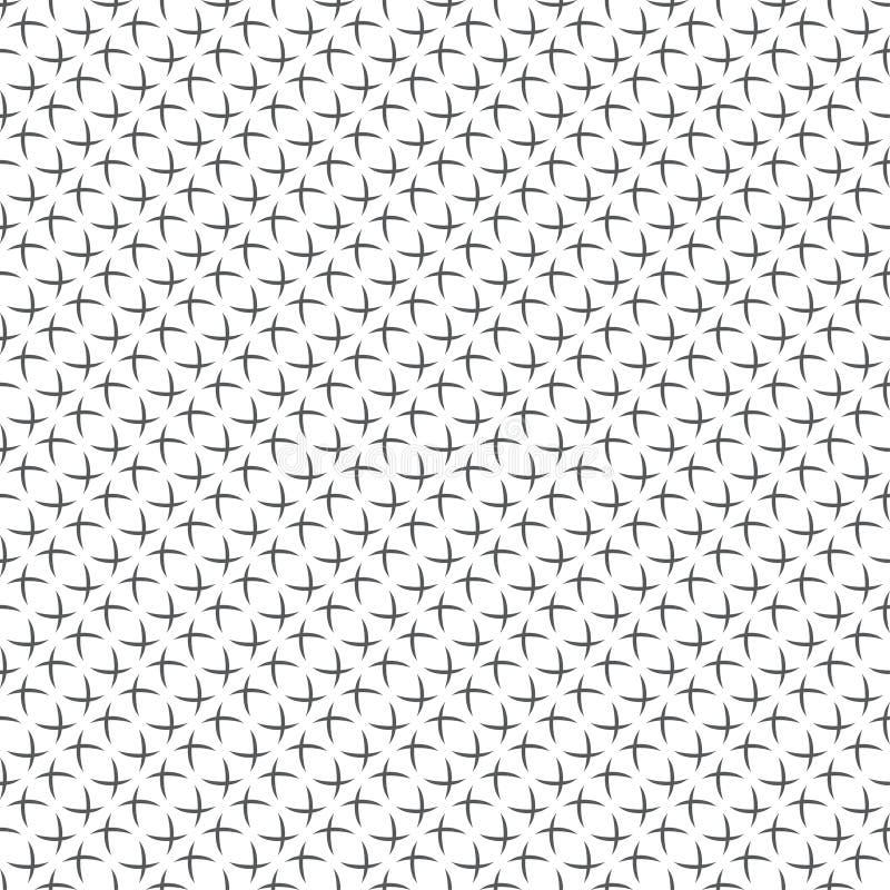 Sömlös pattern744 vektor illustrationer