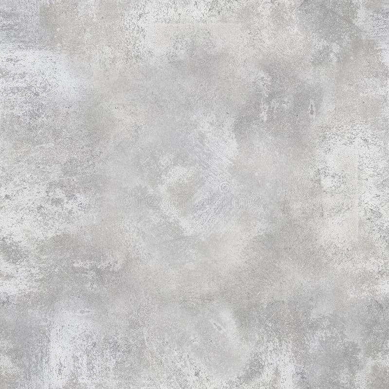 Sömlös textur av den gråa betongväggen royaltyfria foton